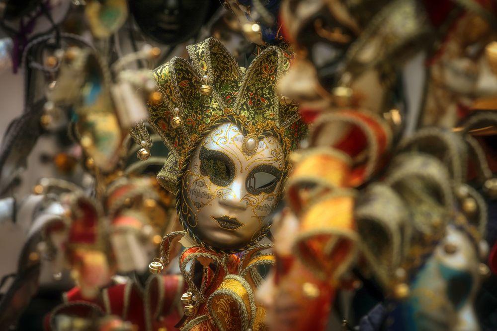 ~ maschera di carnevale ~