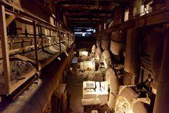 Maschinen Hütte
