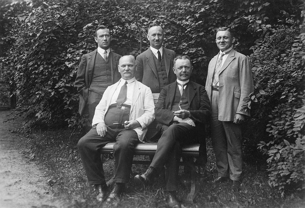 Maschinenamt Guben 1931