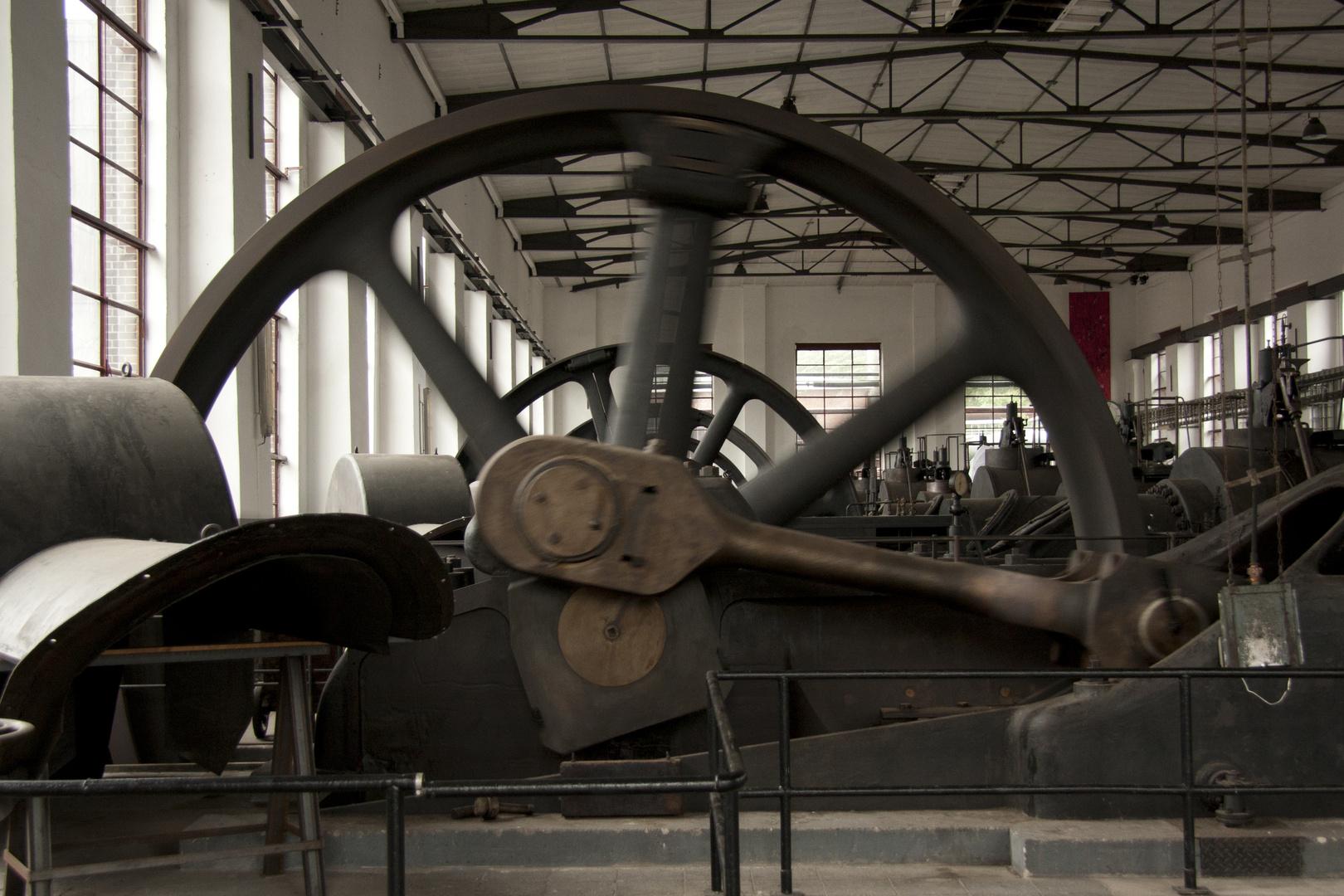 Maschinenhalle