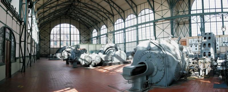 Maschinenhalle Zeche Zollern II/ IV Castrop-Rauxel