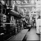 Maschinenraum Cap San Diego
