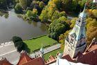 Maschteich Hannover
