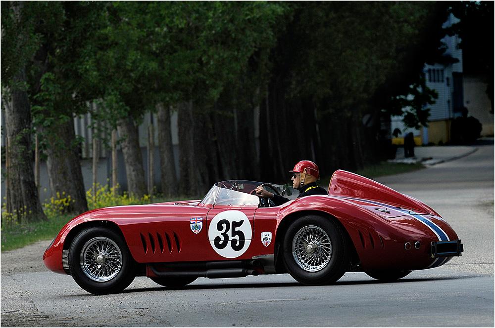 Maserati 350 S 1957