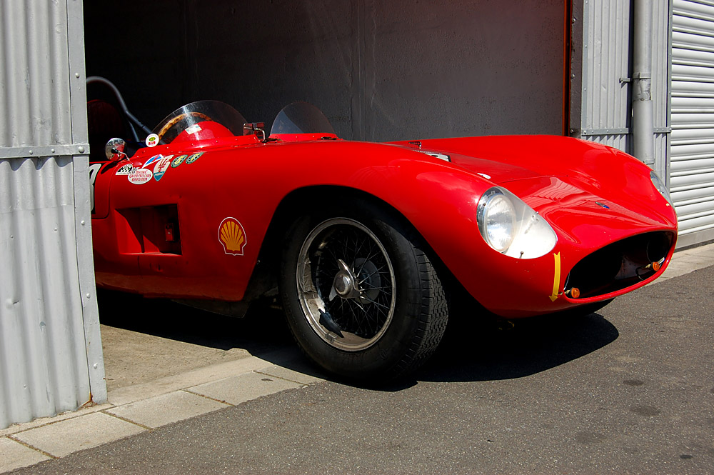 Maserati Oldtimer, Nürburgring