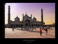 Masjid-i Jahan Numa