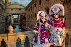 mask and bridge