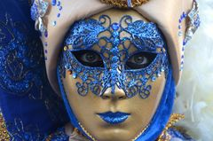 Maske in Venedig 2