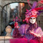 Maske Pink