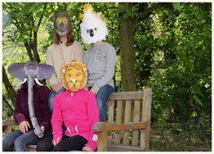 Masken-Spiel