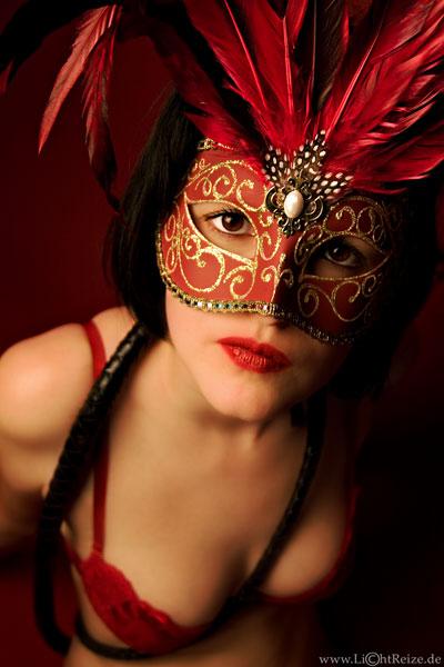 Maskenball Foto & Bild | modelle stellen sich vor