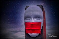 Maskenpflicht ....