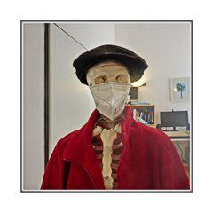 Maskenpflicht bei Psysio