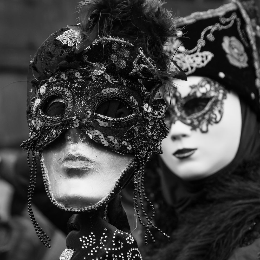 Maskenspiel
