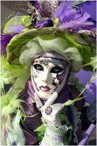 Masque vert