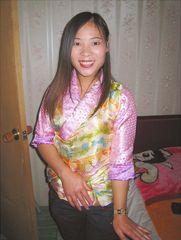 Massage Girl im Hotel Shigatse- Tibet
