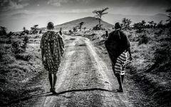 Massai B&W No. 3.1