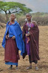 Massai Frauen