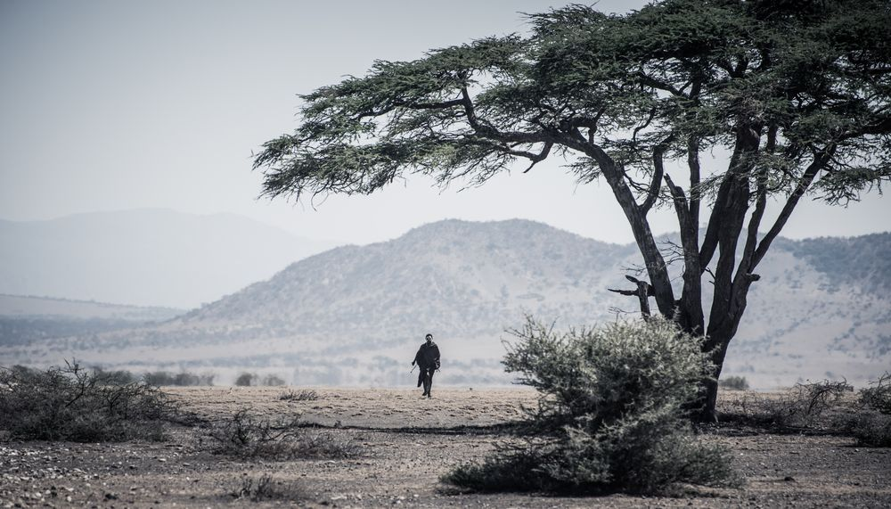 Massai-Junge