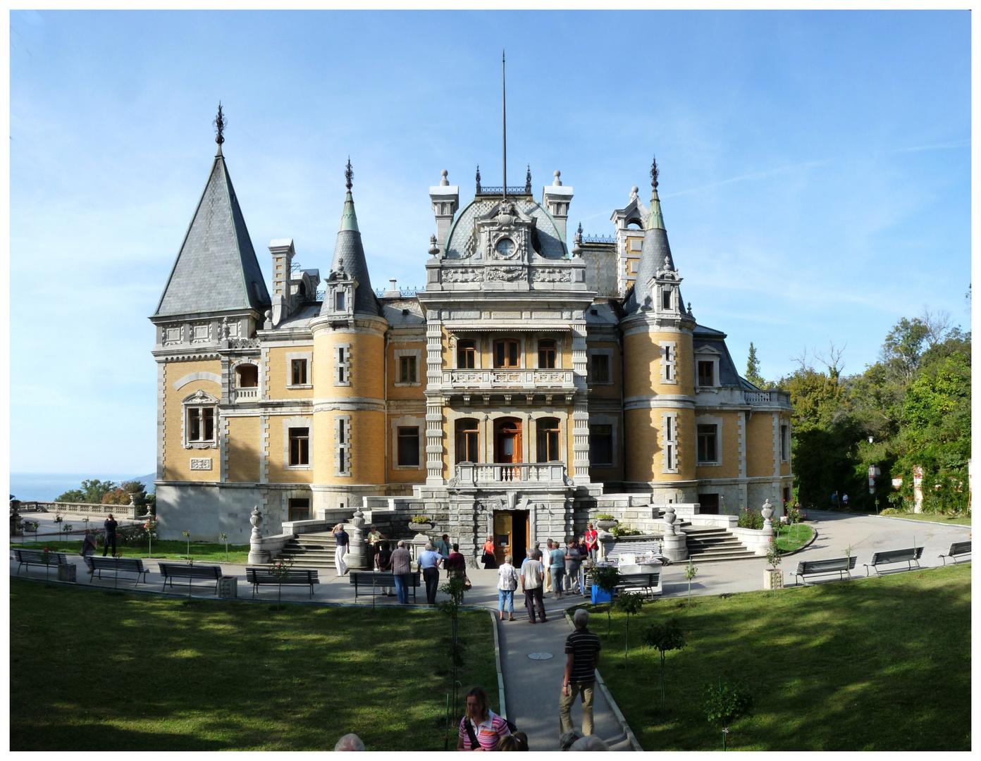 Massandra-Palais