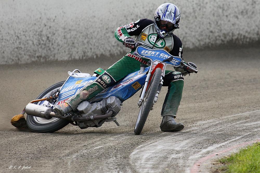Master of Speedway 2009.