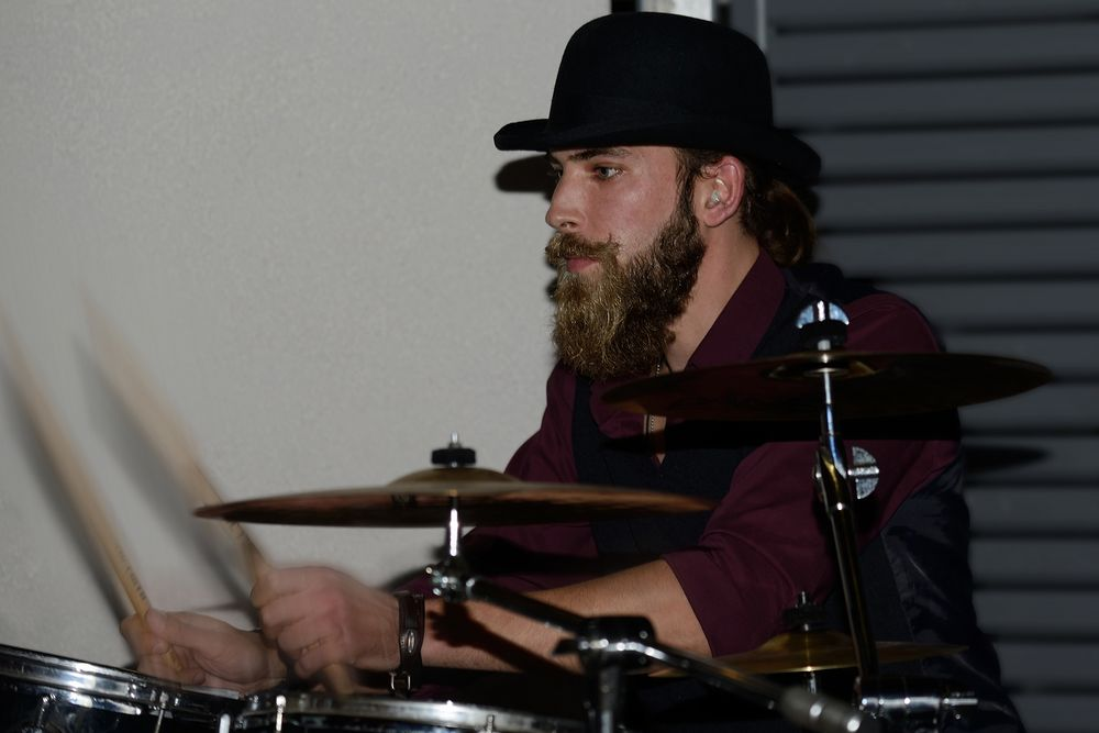 Master of the Drums