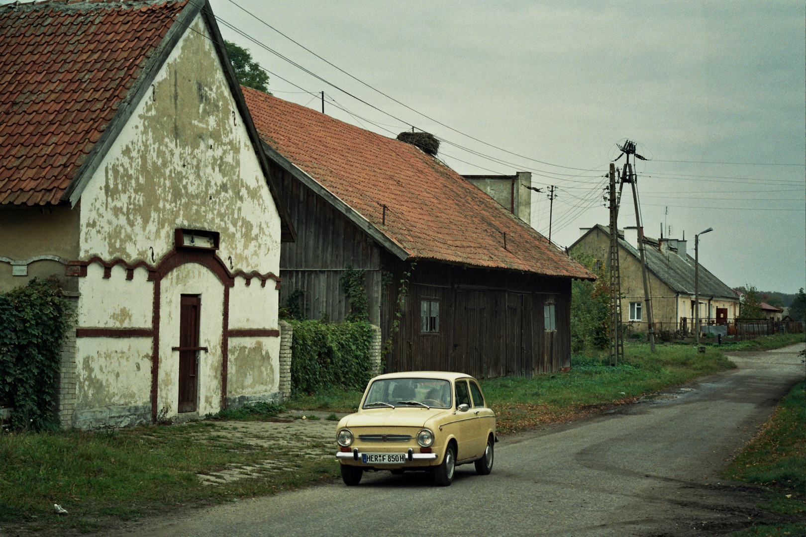 Masuren im Fiat