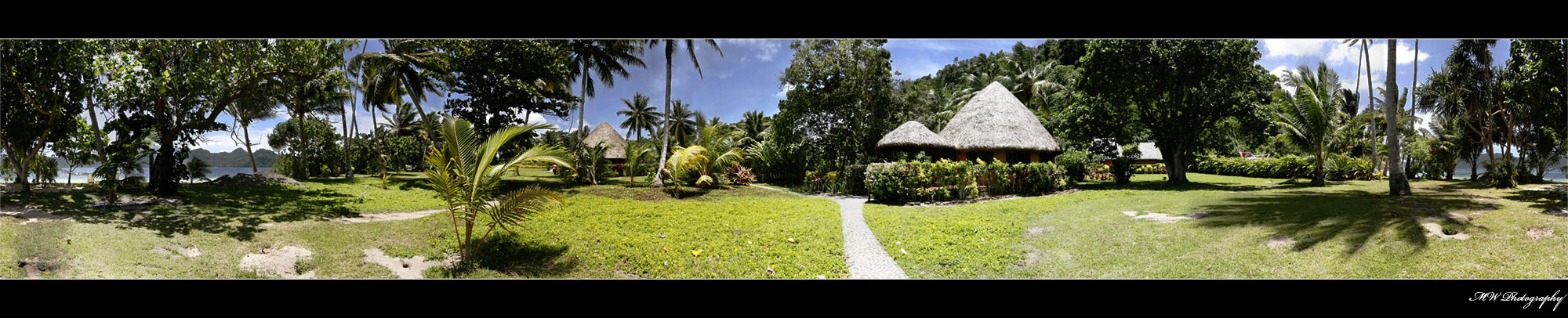 Matangi Island