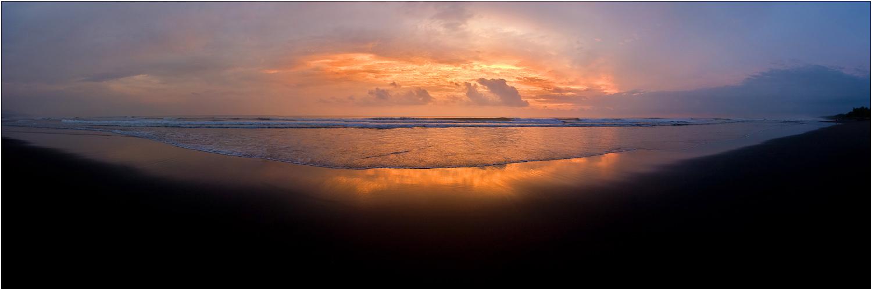Matapalo Sunset - Costa Rica
