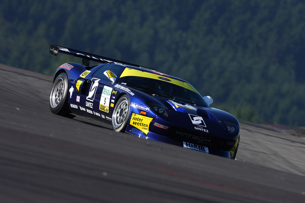 Matech Ford GT - ADAC GT Masters