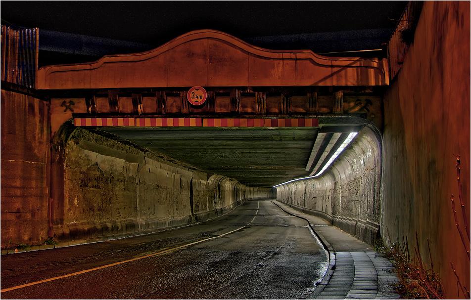 Matena Tunnel 1