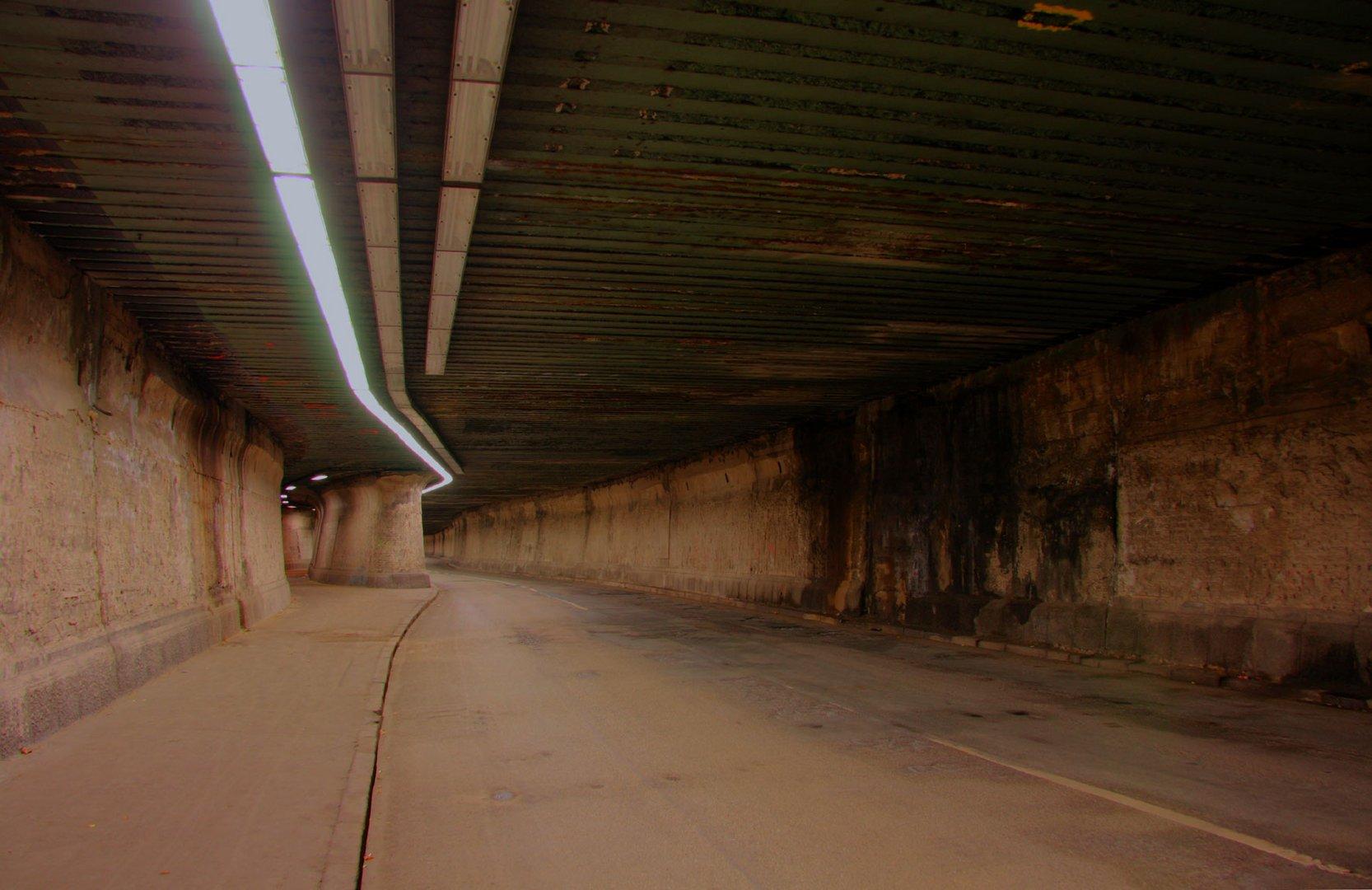 Matena Tunnel Duisburg