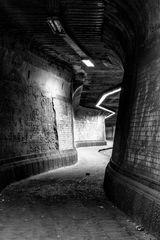 Matena Tunnel - schwarz/weiß
