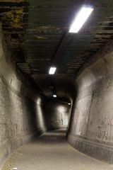 Matena Tunnel - Seitenröhre