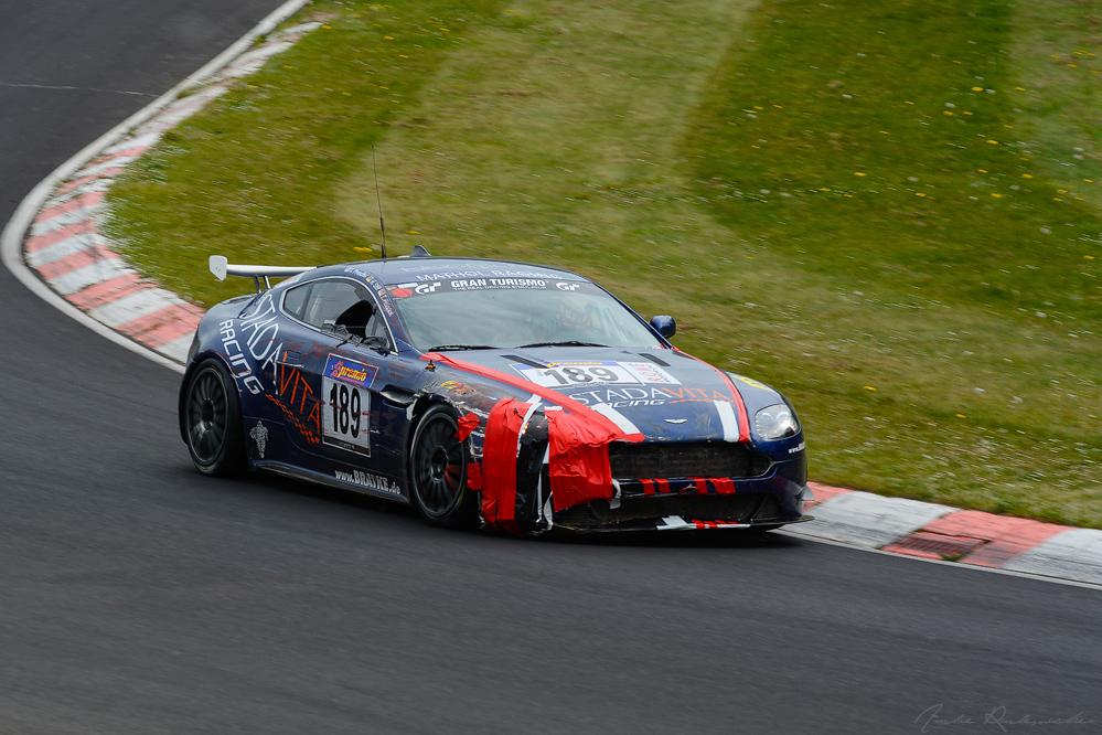 Mathol Racing Aston Martin
