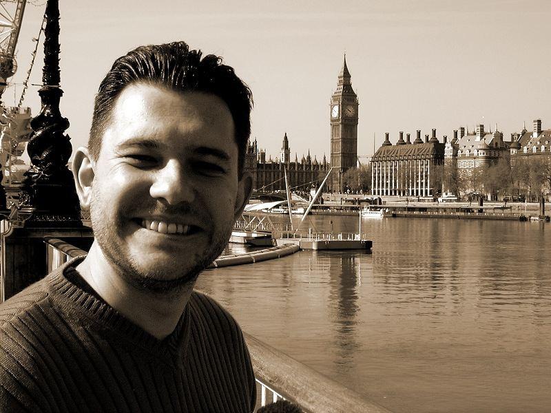 Matt loves London