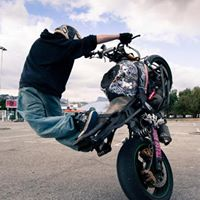 Matteo Mascheroni Stuntrider