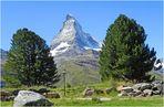 [ Matterhorn - 4478 m.ü.M ]