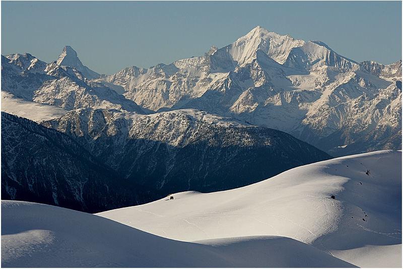 Matterhorn gucken ...