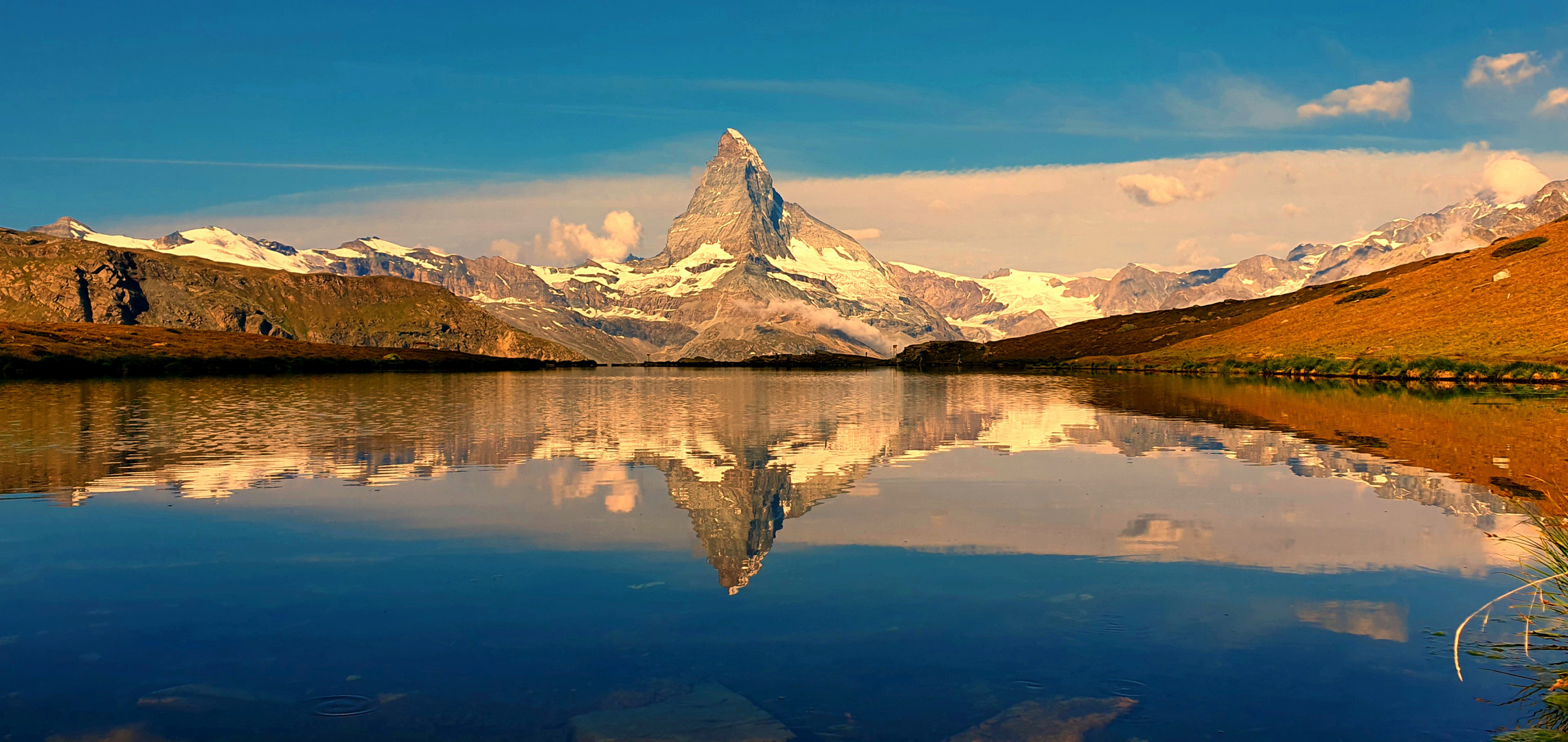 Matterhorn on Sunrise