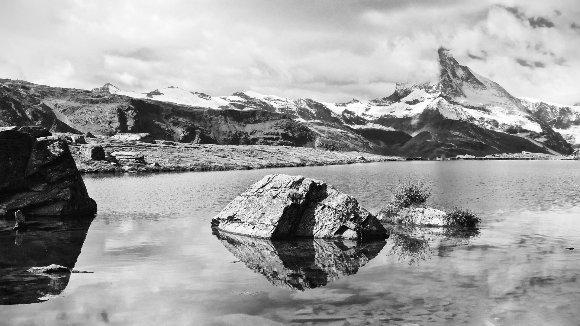 Matterhorn & Stellisee