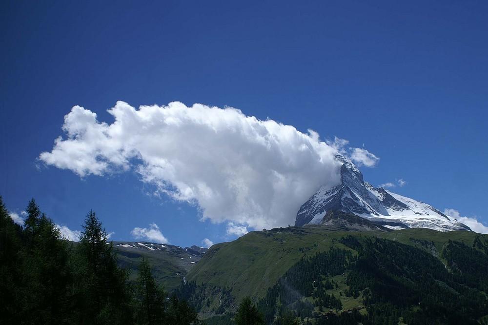 Matterhorn; Zermatt