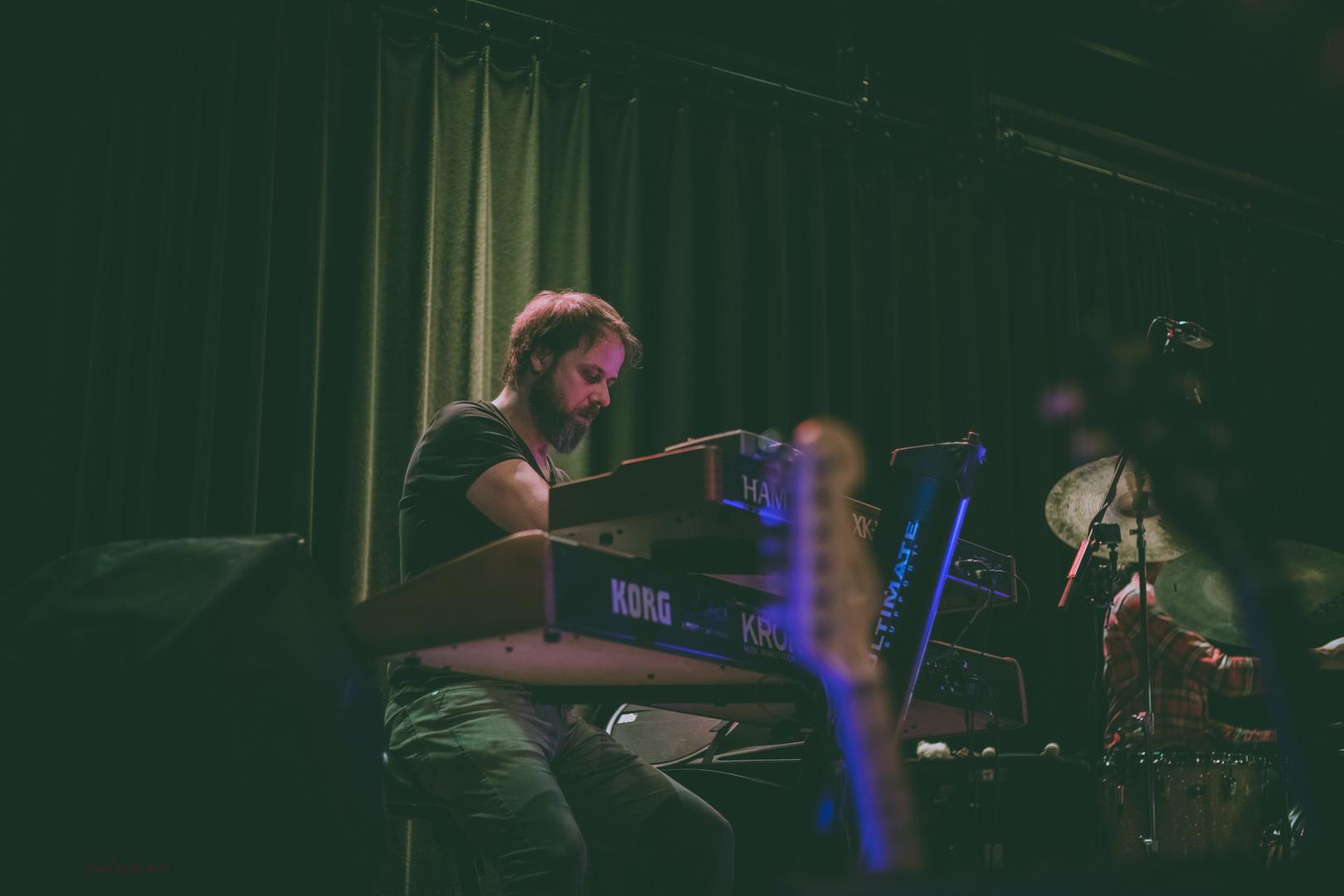 Matthias Krauss - Keyboard