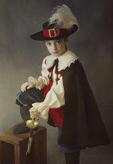 Mattia, Moschettiere del Re