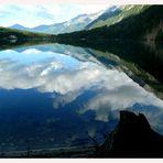 Mattino sul lago di Anterselva