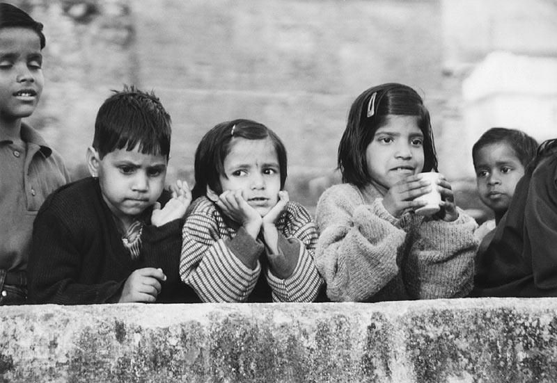 Mauerkinder in Bundi II