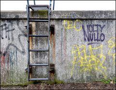 Mauern überwinden ...