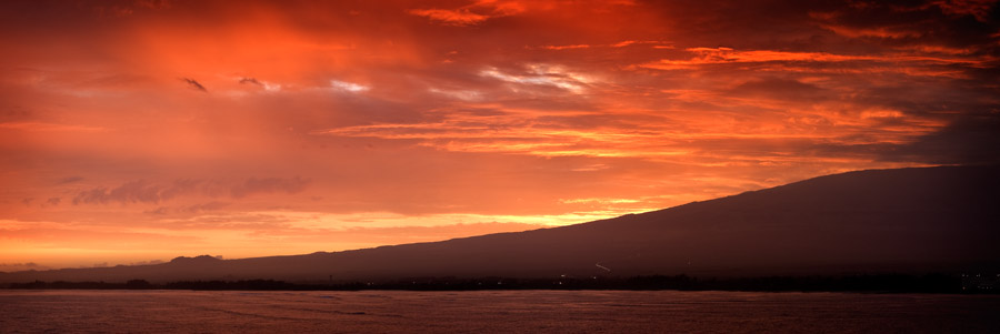 Maui Island - Early Sunrise