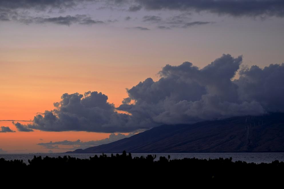 Maui Sunset #4