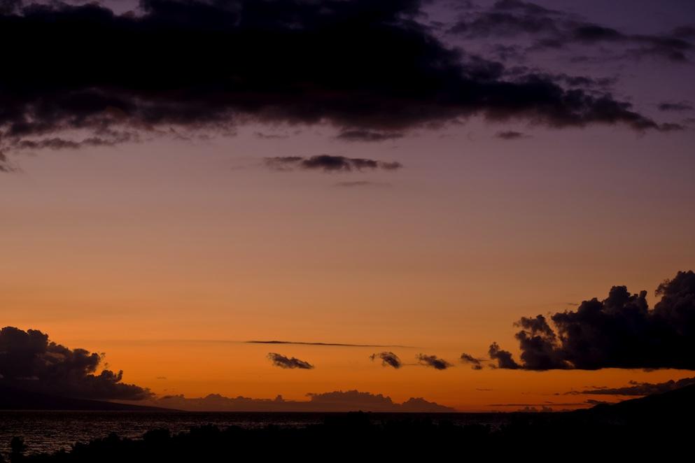 Maui Sunset #5
